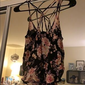 American Eagle Outfitters Tops - Floral Camisole